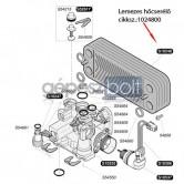 Saunier Duval Lemezes hőcserélő 1024800