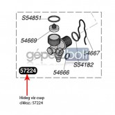Saunier Duval Használati melegvíz szelep 57224