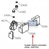 Saunier Duval Gyújtás Vezérlő Automatika R.C. 20027630