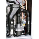 Saunier Duval Thelia Condens 25-A Kombi kondenzációs fali gázkazán