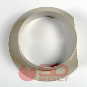 Saunier Duval Műanyag beltéri takarórózsa  100 mm